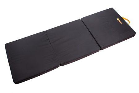 Three Fold Mattress - Black