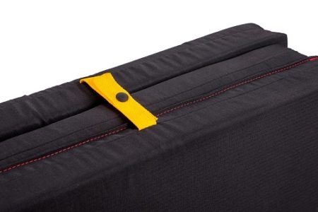 Three Fold Mattress - Black