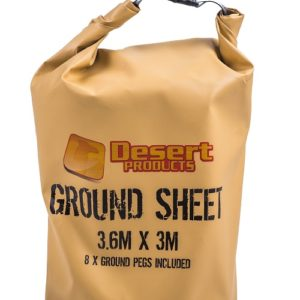 Ground Sheet - 3.6m x 3m