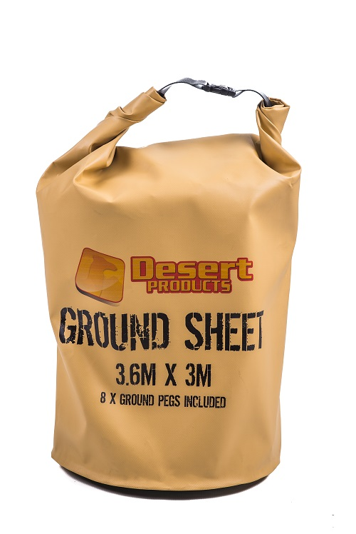 Ground Sheet X 3m Desert Products