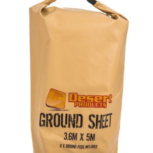 Ground Sheet - 3.6m x 5m