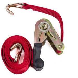 Ratchet Strap 1.5 m With J Hook