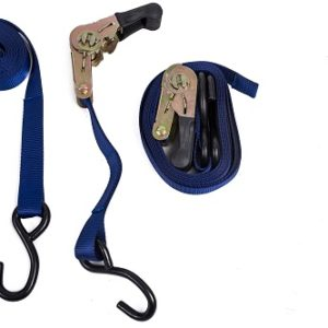 Ratchet Strap with S-Hook 3m